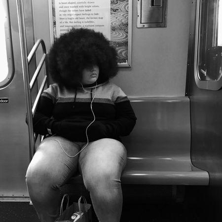 Bobbie The Street Photographer - 2017 EyeEm Awards NYC Streetphotography Street Photography Transportation EyeEm Best Shots EyeEm Best Shots - Black + White