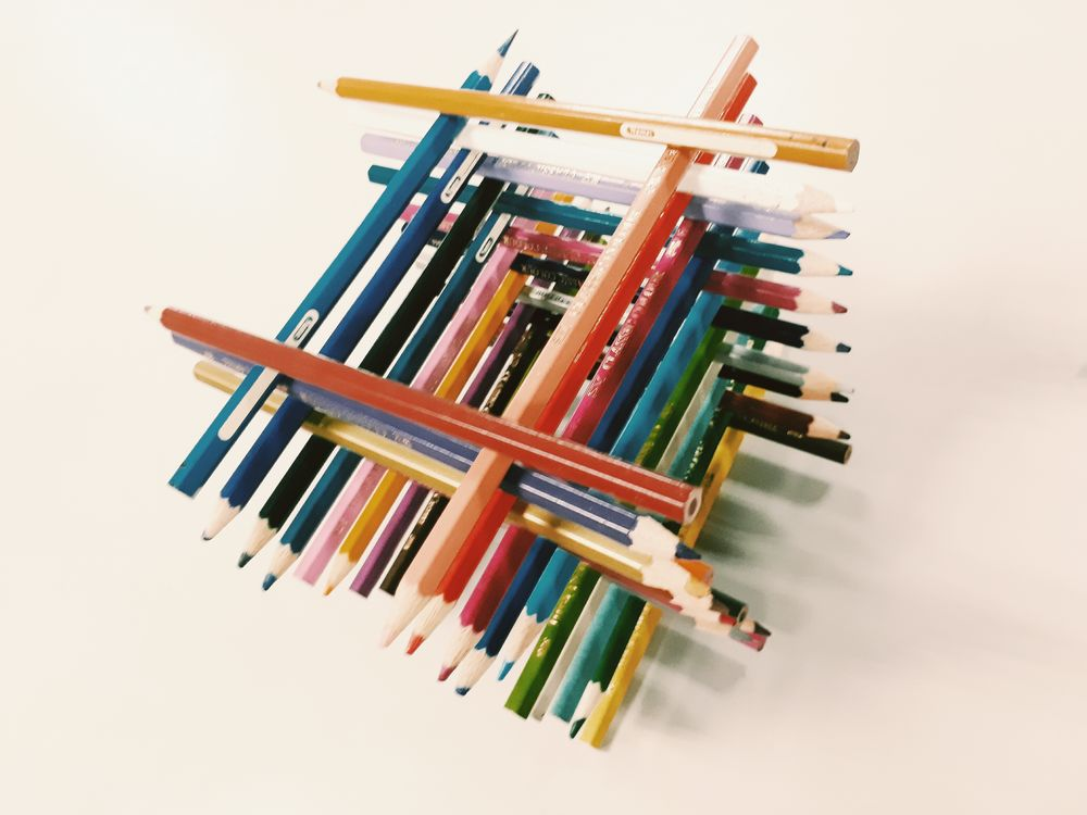EyeEm Selects Multi Colored Variation Neat Close-up Fabercastelle ColoredPencils Photography Creative Colorful Lyle