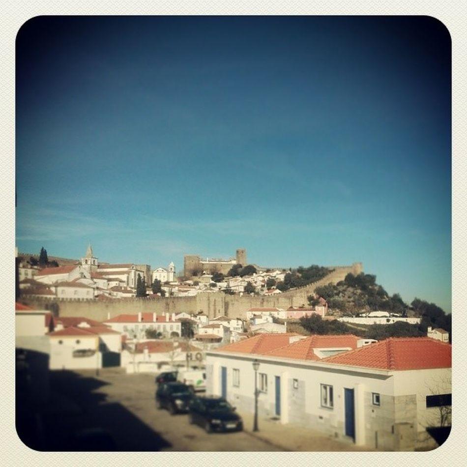 Portugal_daminhajanela Óbidos  Oeste Portugal Portugal_de_sonho Wu_portugal Wu_europe