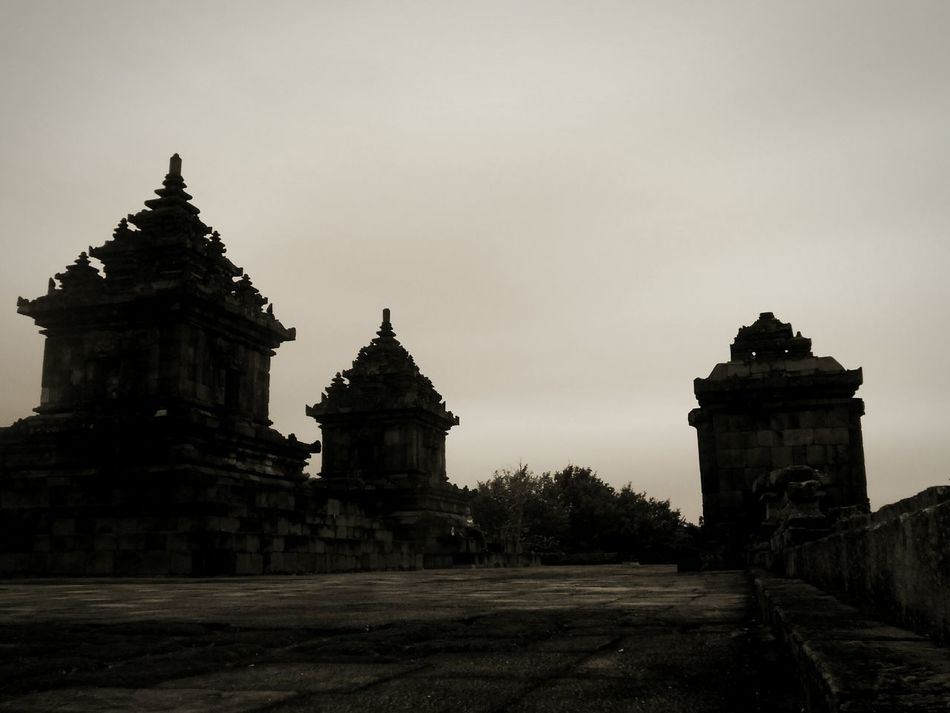 Architecture Travel Destinations Outdoors No People Day Candibarong Jawatengah