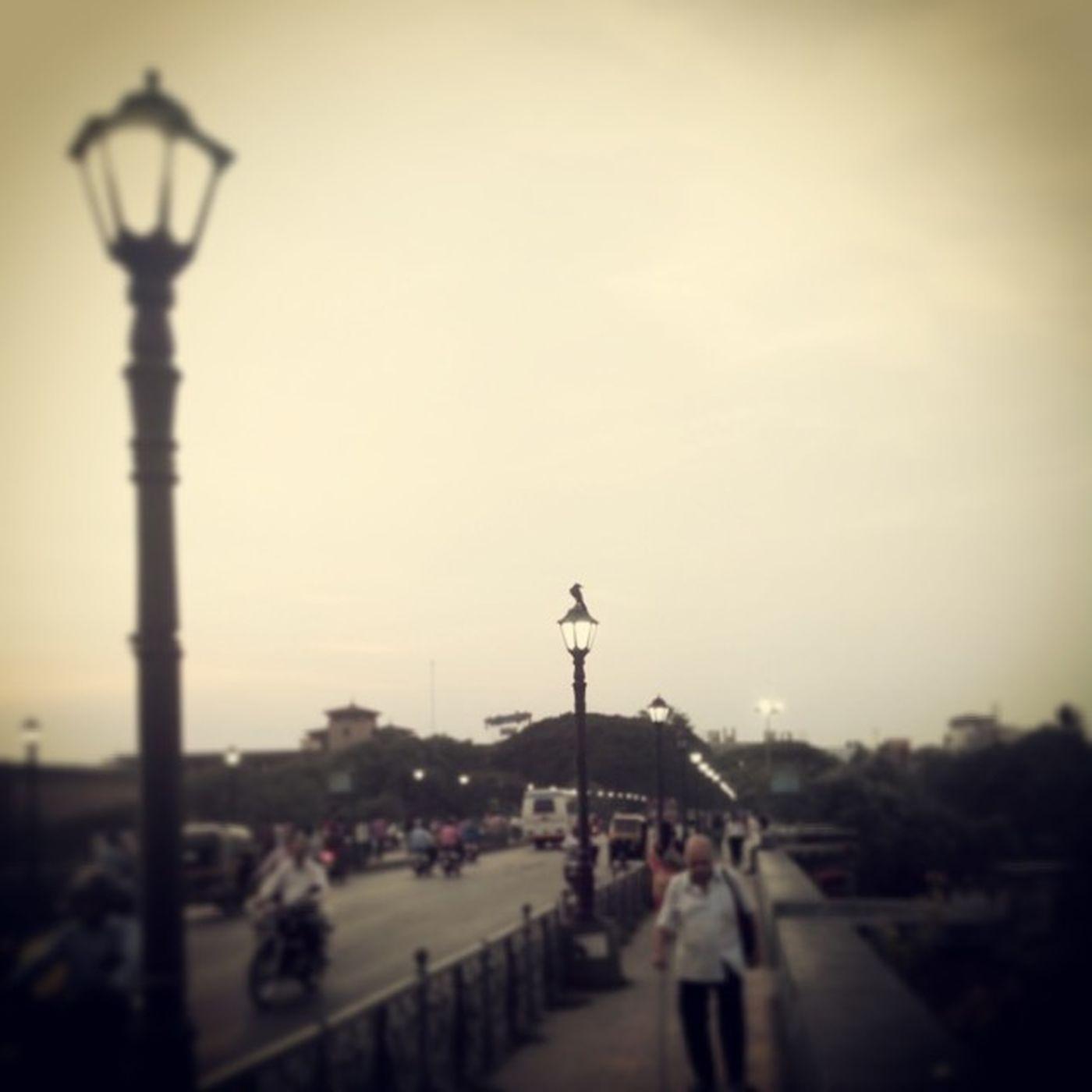Lighting up! Pune Citylife Rushhour Evenings busy