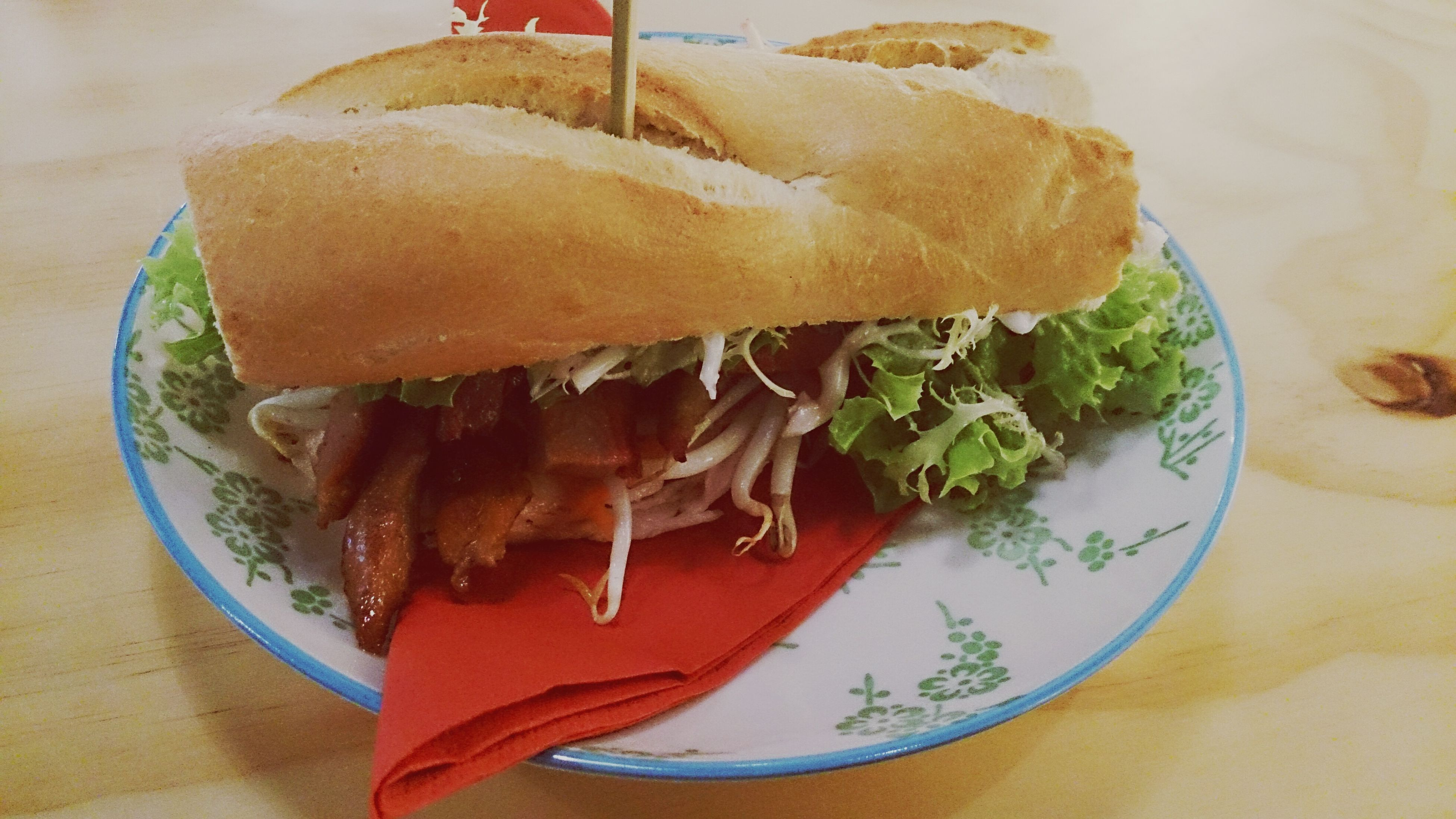 Bocadillo Hoisin late lunch Foodspotting