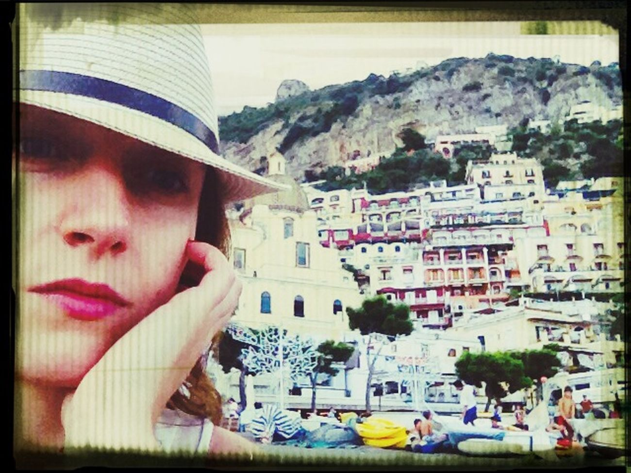 One of the most beautiful places in the world ( positano- amalfi coast)