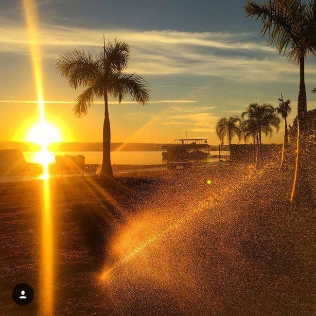 Check This Out Relaxing Sunrise Brasília Bsb Lake View Lake Brazil Morning First Eyeem Photo