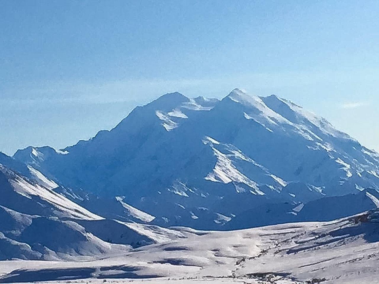 Alaska Mt McKinley Danelie National Park National Geographic Magazine Cover Last Frontier Alaska