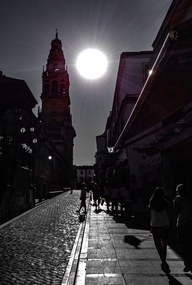 Traveling Holiday City Monochrome Relaxing Sunset Light And Shadow Cityscapes Eye4photography  Historical Building