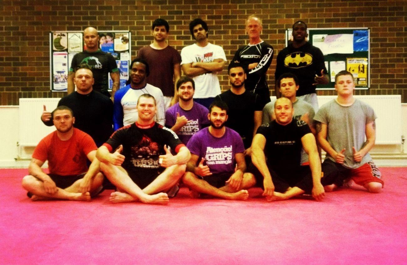 Morefire Brazilian Jiu Jitsu Nogi Submission Wrestling