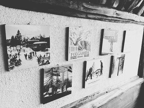 Folgarida Blackandwhite Monochrome Black And White Hanging Out Trentino  Taking Photos Black & White Wall EyeEm Best Shots
