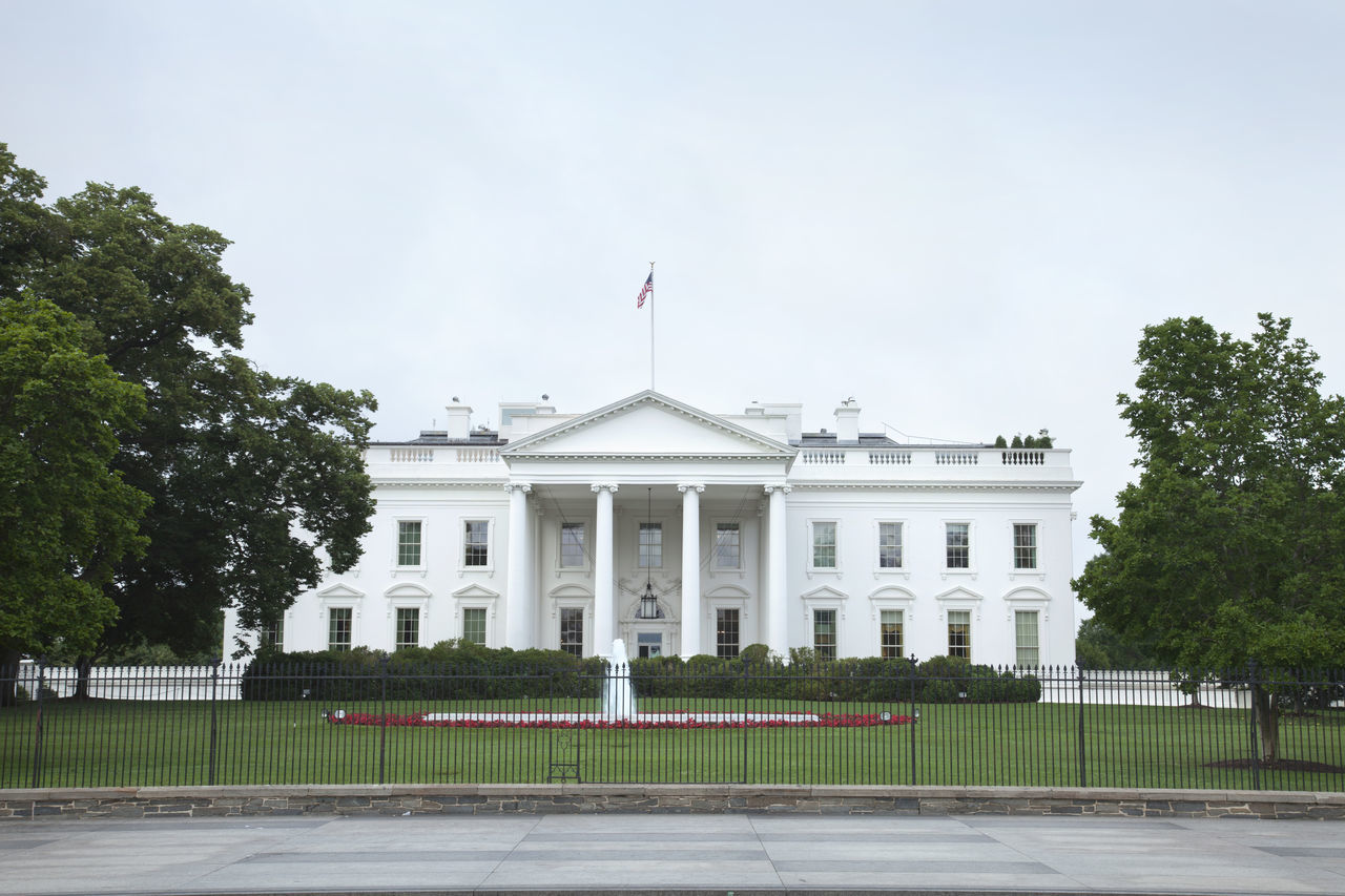Beautiful stock photos of white house, American Culture, American Flag, Architectural Column, Architecture