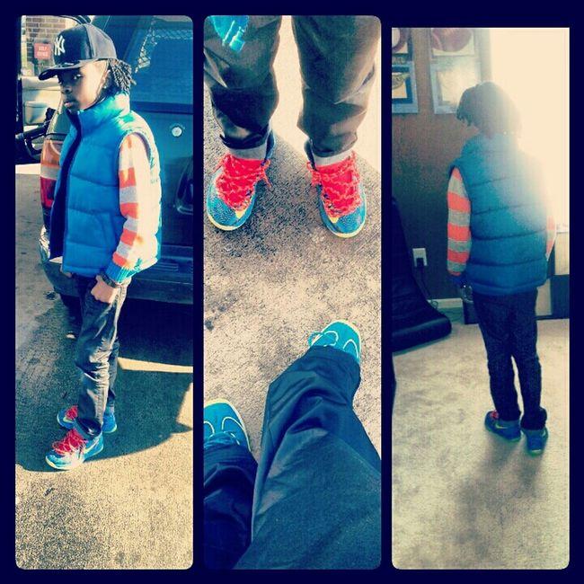 my lil bro !!
