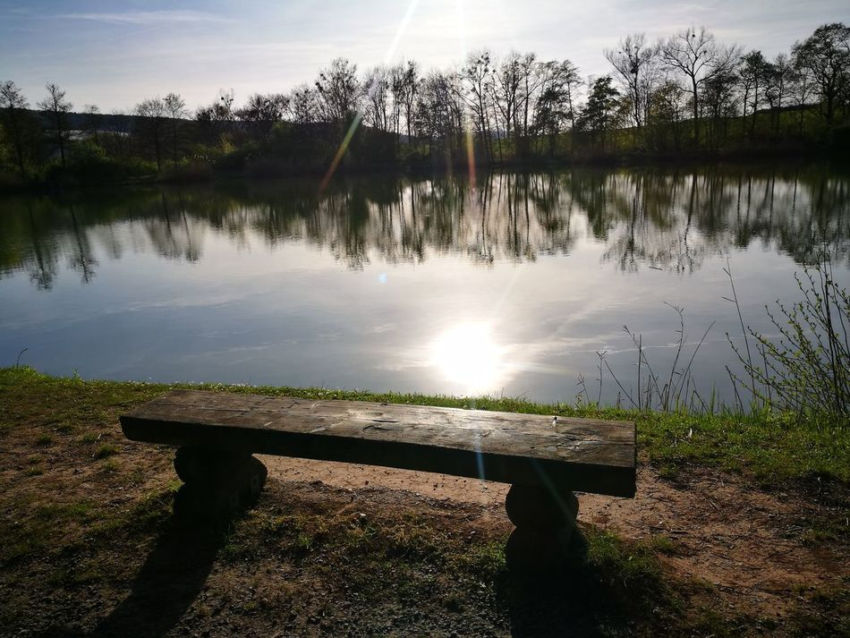 🌹🔆🌹 we now come to something completely new! 🌹🔆🌹 a Bench with Relaxing View 😀😀😀 Water Lake Reflection Nature Outdoors Grass Sky Sunset Beauty In Nature Scenics No People Day Freshness Backgrounds No Filter, No Edit, Just Photography The Purist (no Edit, No Filter) No Edit/no Filter Tranquility Tranquil Scene Senic EyEmNewHere Landscape The Secret Spaces The Secret Spaces