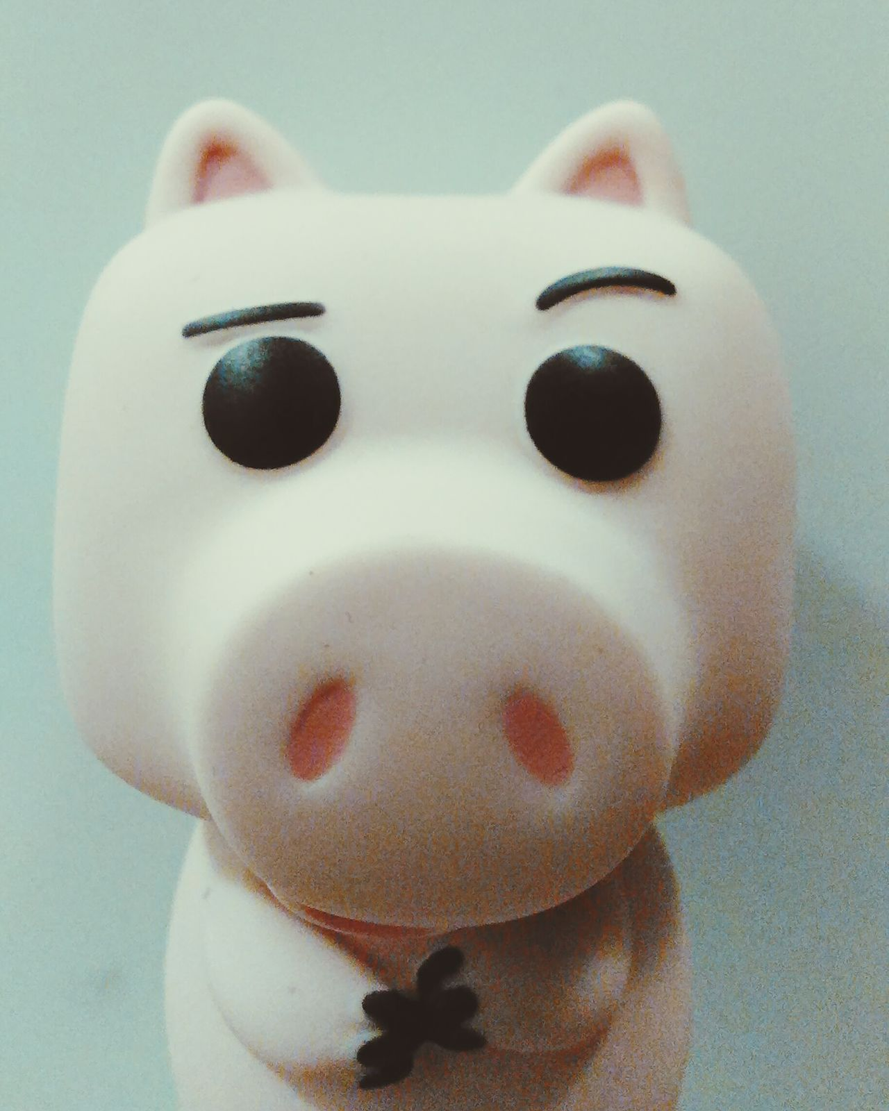 Close-up Indoors  Single Object Still Life Hamm Toystory Extreme Close-up Creativity Indoors  Upclose  White Background Studio Shot Pink Piggy Vibrant Color Funkopopvinyl Imagination Studio Time  No People ToyStory2 ToyStory3 Popfunko Full Frame Bestever Front View