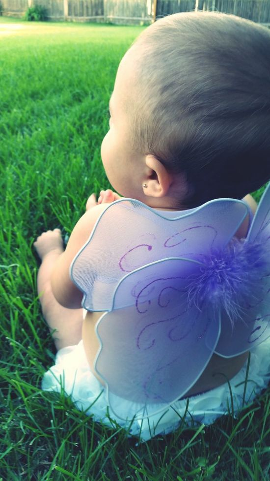 Babygirl Littlefairyprincess Firstbirthdayphotoshoot Sweet Child Summer2015 Mylilybug