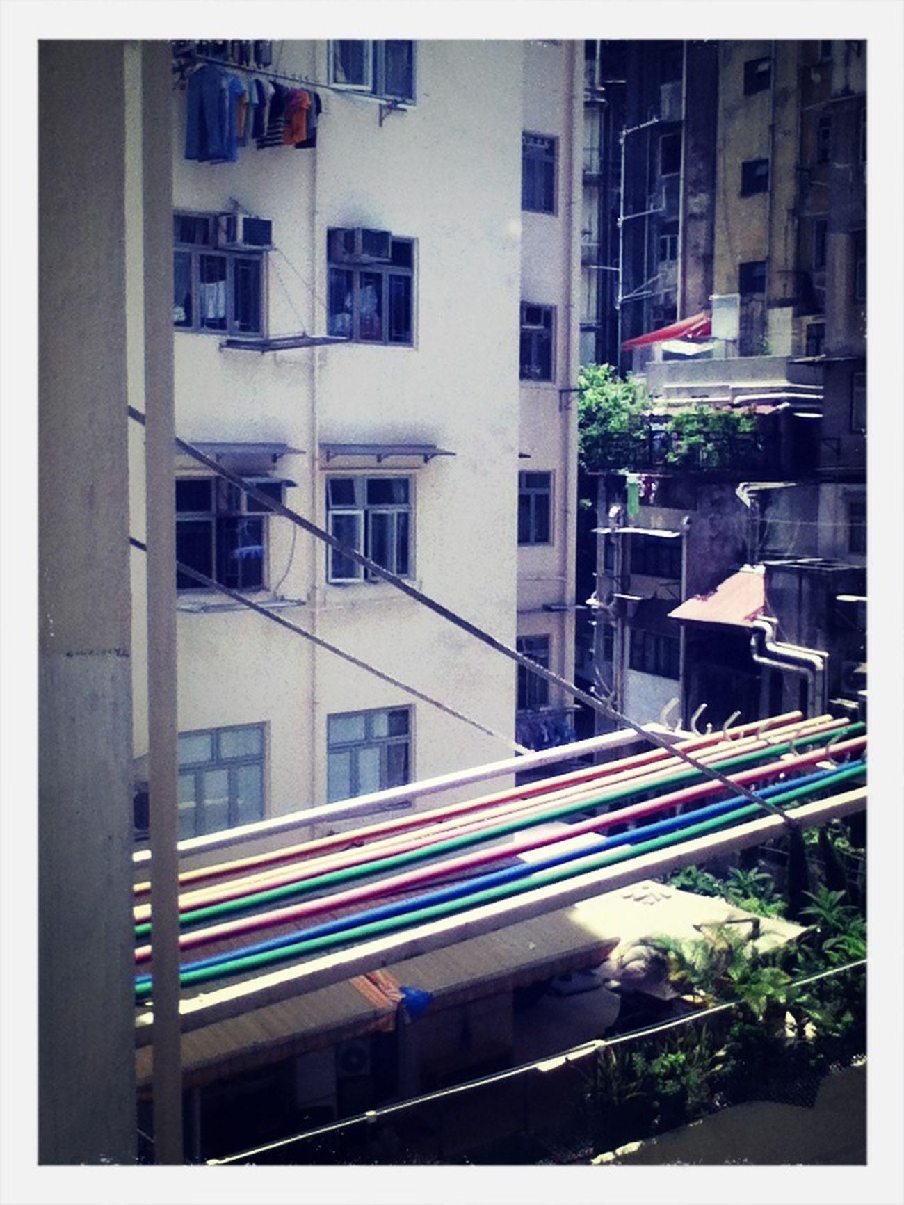 Rainbow Hong Kong urban Emma-You