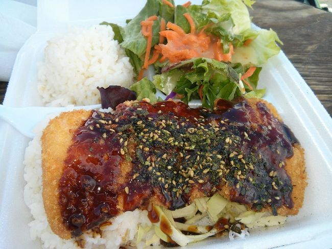 Salmon Katsu