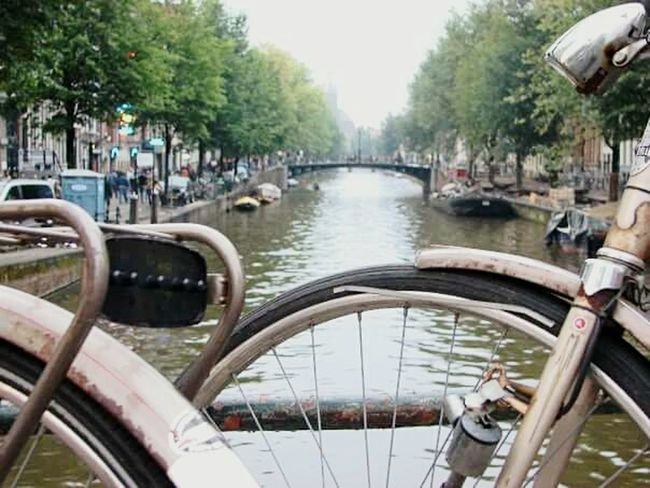 Amsterdam love Amsterdam Amsterdam Canal First Eyeem Photo City Sumer River Bike Romantic Love Vintage