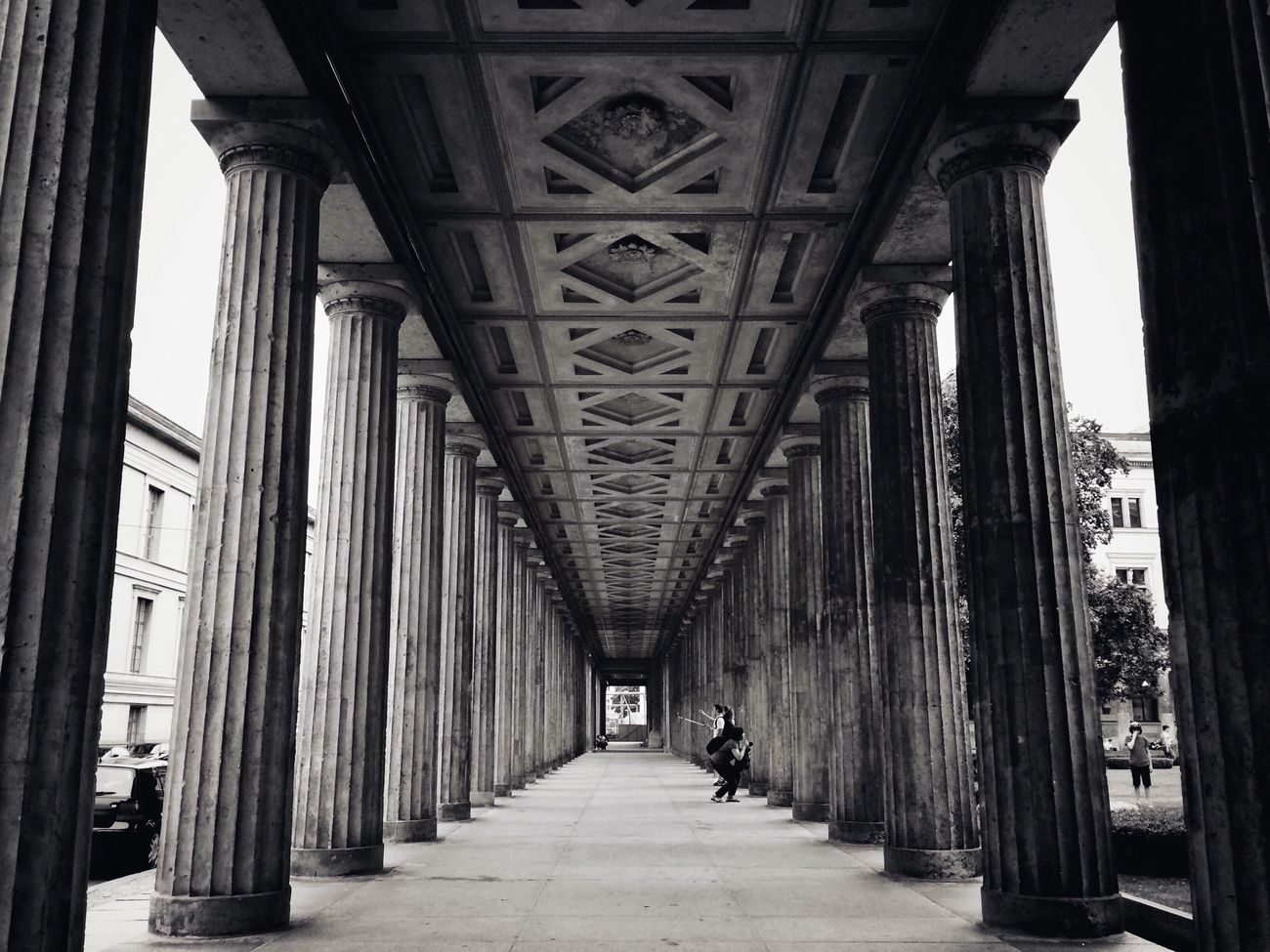 Architecture Blackandwhite Streetphotography Urban Geometry Shades Of Grey My Beloved Berlin From My Point Of View
