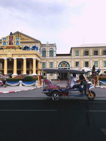 Bangkok TukTuk Streetphotography Street