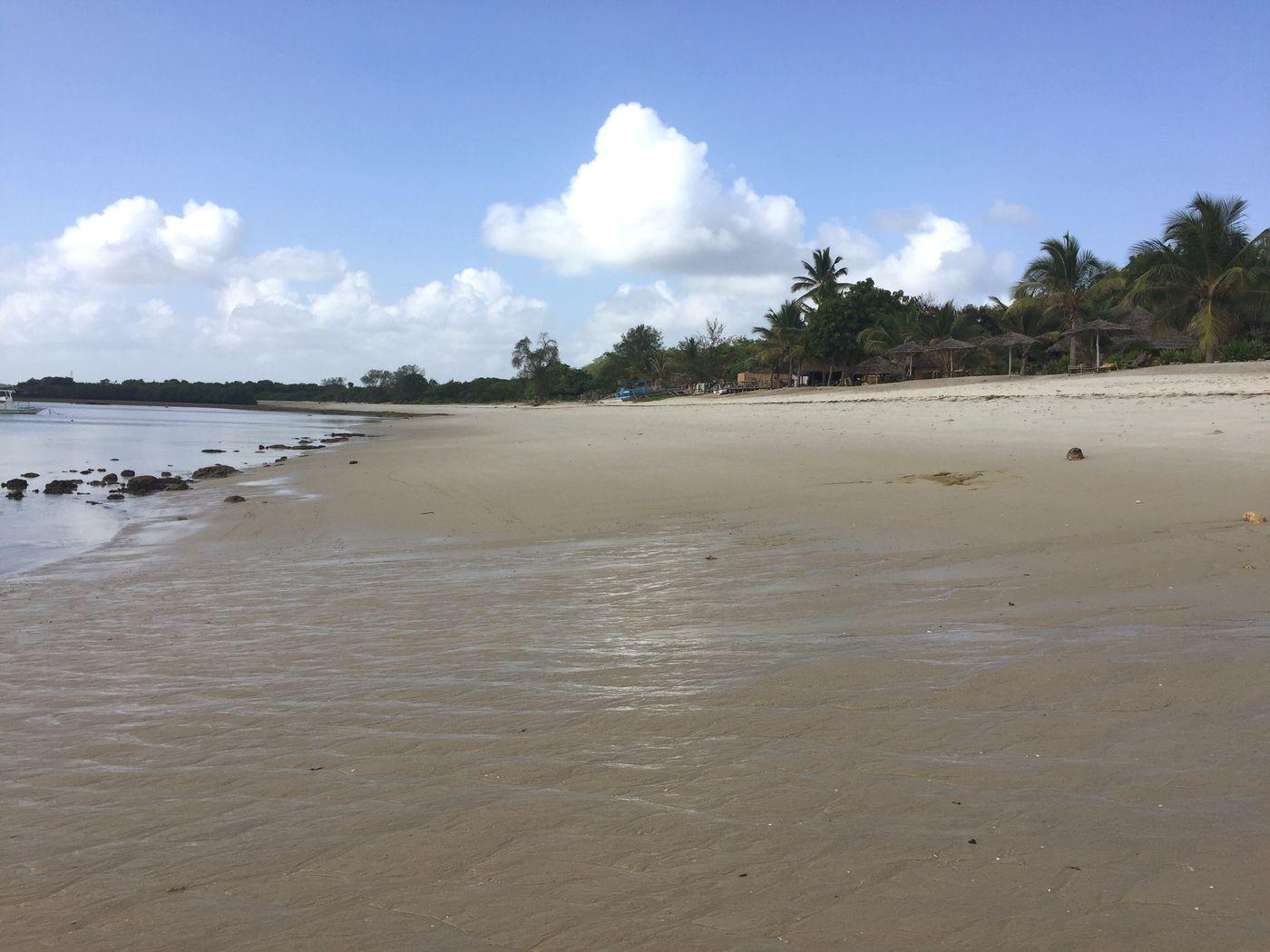 Tanzania Beach Kilwa_masoko