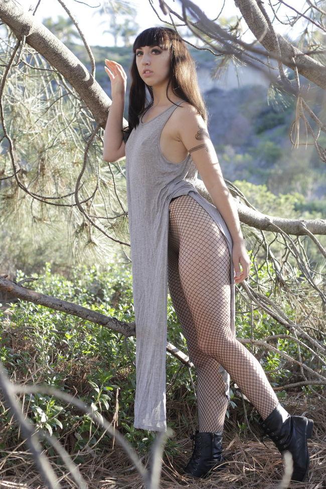 Tessa Tree San Diego Model Woman