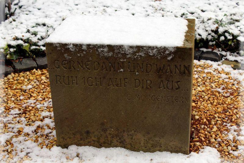 Close Up Close-up Death Detail Eis Friedhof Grave Graves Graveyard Beauty Gronau Ice Landscape Memorial Memories Outdoors R.I.P. Schnee Snow Text Winter Wintertag