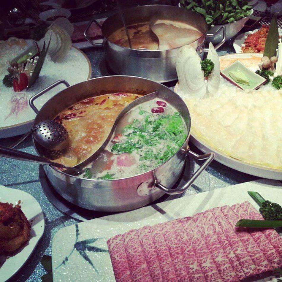 O_o Shanghai Shanghainese Yum Hotpot china