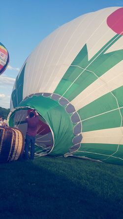 People Watching People Photography Hot Air Balloons Hotairballoons People The Following The Great Outdoors - 2016 EyeEm Awards The Places I've Been Today The Essence Of Summer