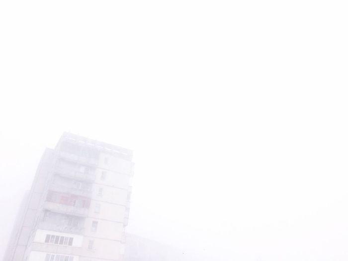 Urban Winter Walk Haze White Dayz First Eyeem Photo Traveling Home For The Holidays