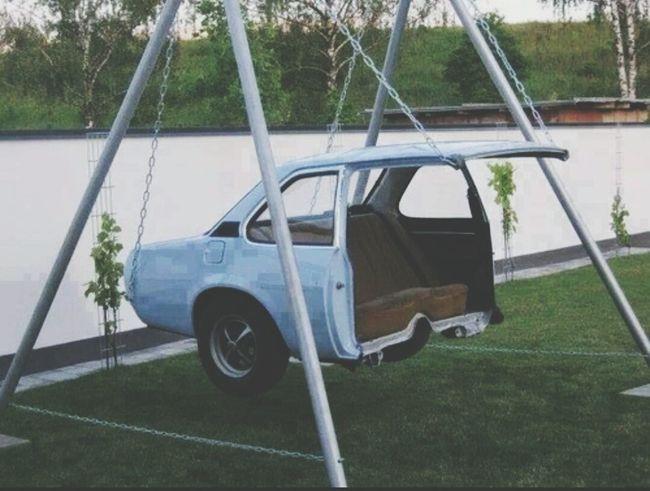 Vintage Cars Altalena Romantic Lovely