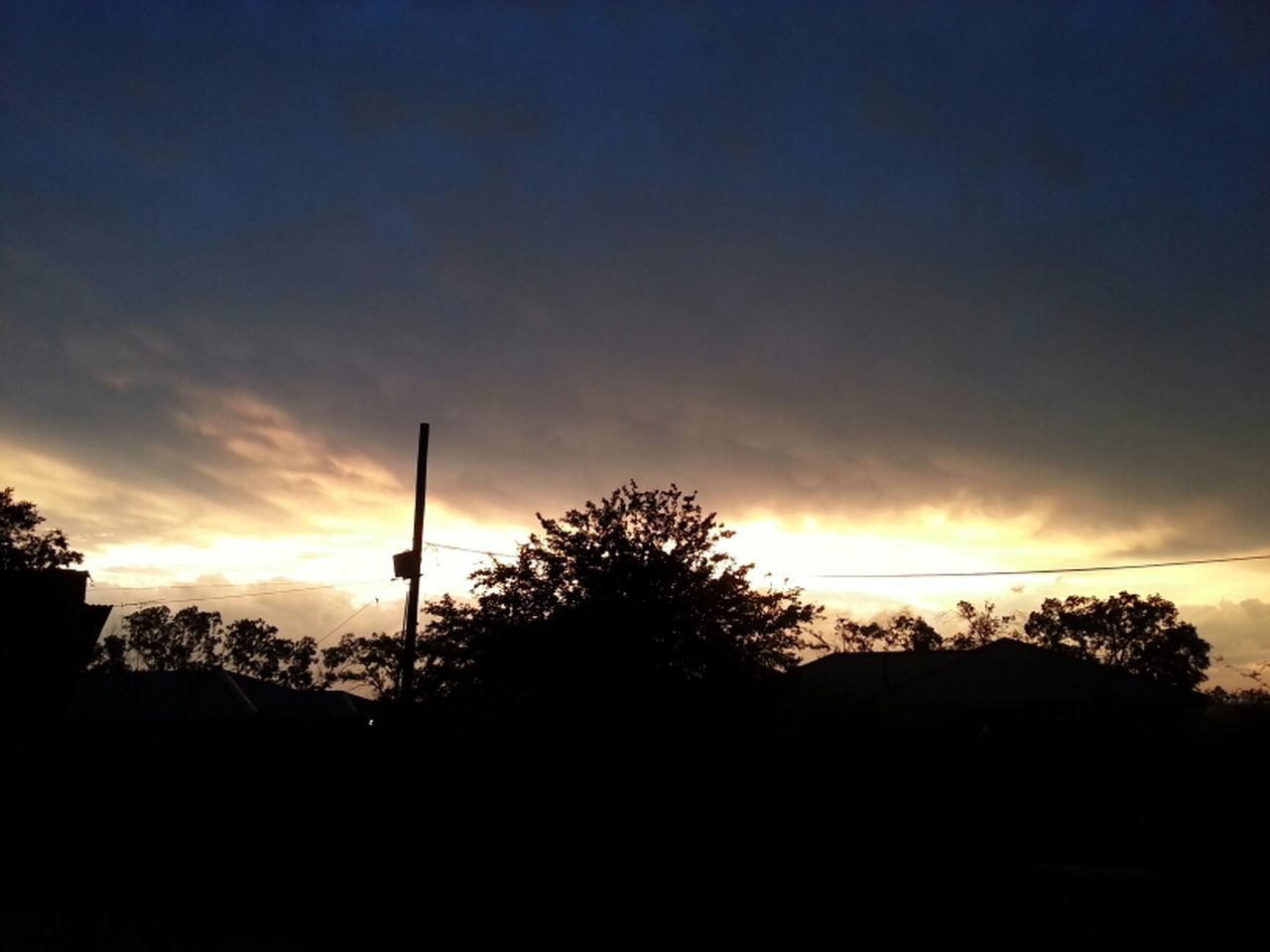 sunset, silhouette, sky, nature, beauty in nature, tree, tranquil scene, tranquility, cloud - sky, scenics, no people, sun, outdoors, day