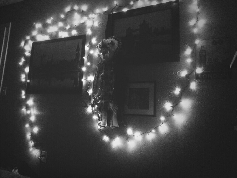 Christmas And Lights