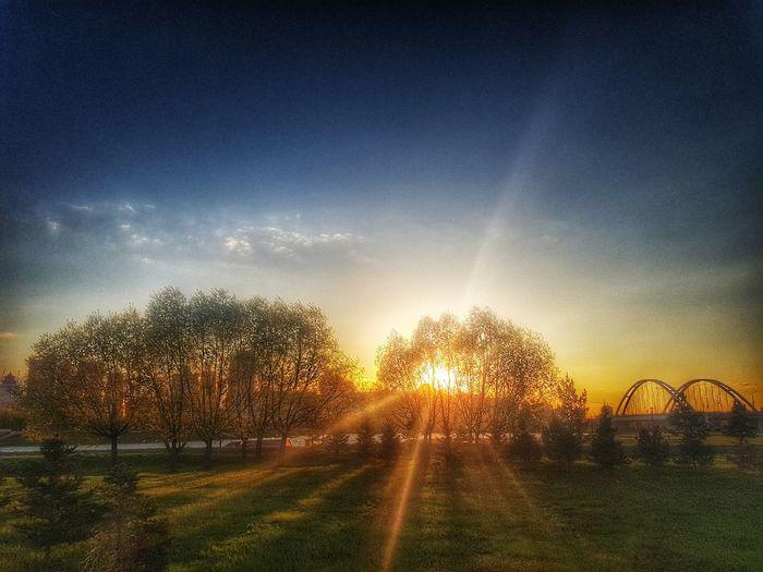 Unforgettable sunset First Eyeem Photo