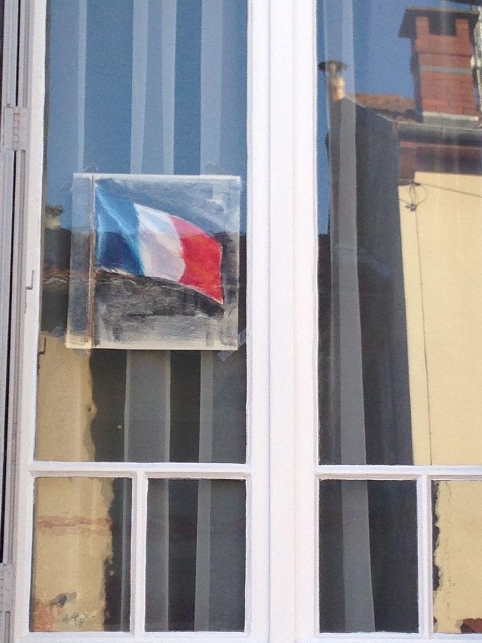 Hommage national 🗼❤️🙏🏻 The Purist (no Edit, No Filter) Hello World Enjoying Life France Paris ❤ Prayforparis Frenchflag