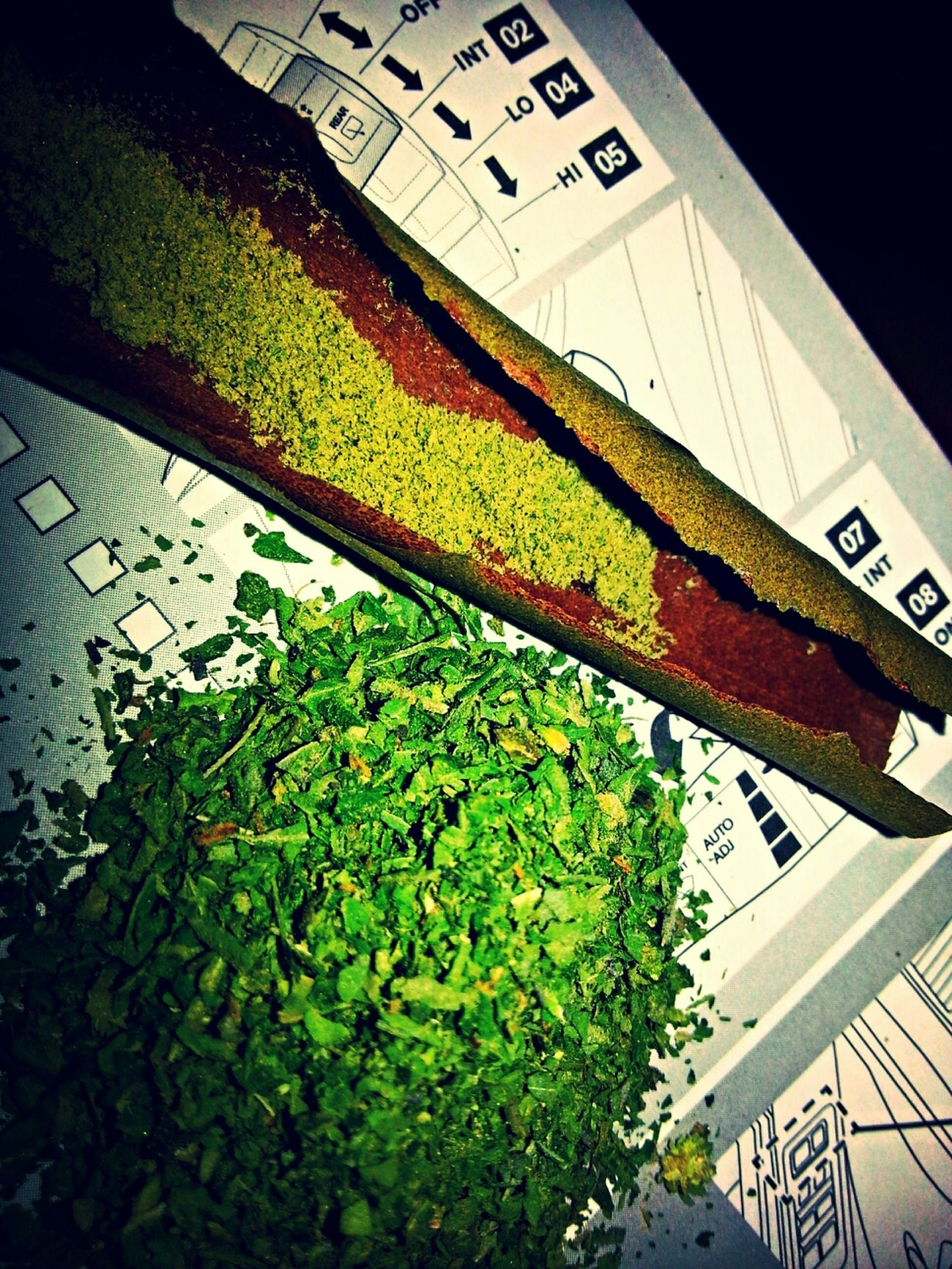 Good Morning! Wakenbake Blunts Cannabis Keif pic by me