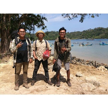 The batangs. Pulausempu Malangtrip