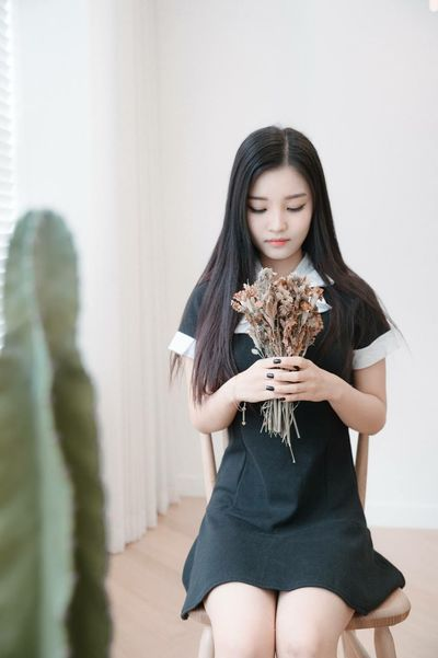 Model Woman Girl Dryflower D4s