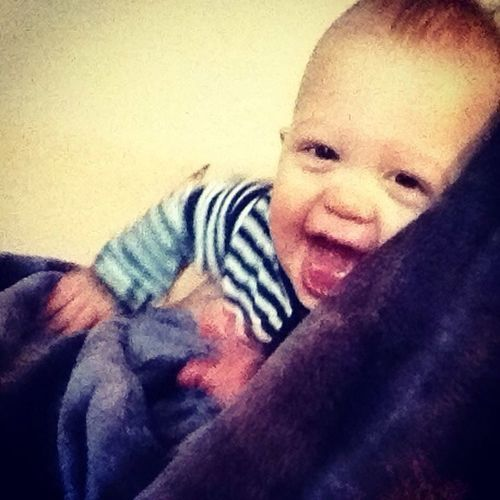 I Have The CUTEST Nephew EVER