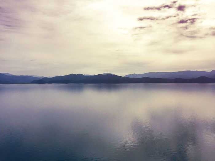 泸沽湖No People Nature Lake