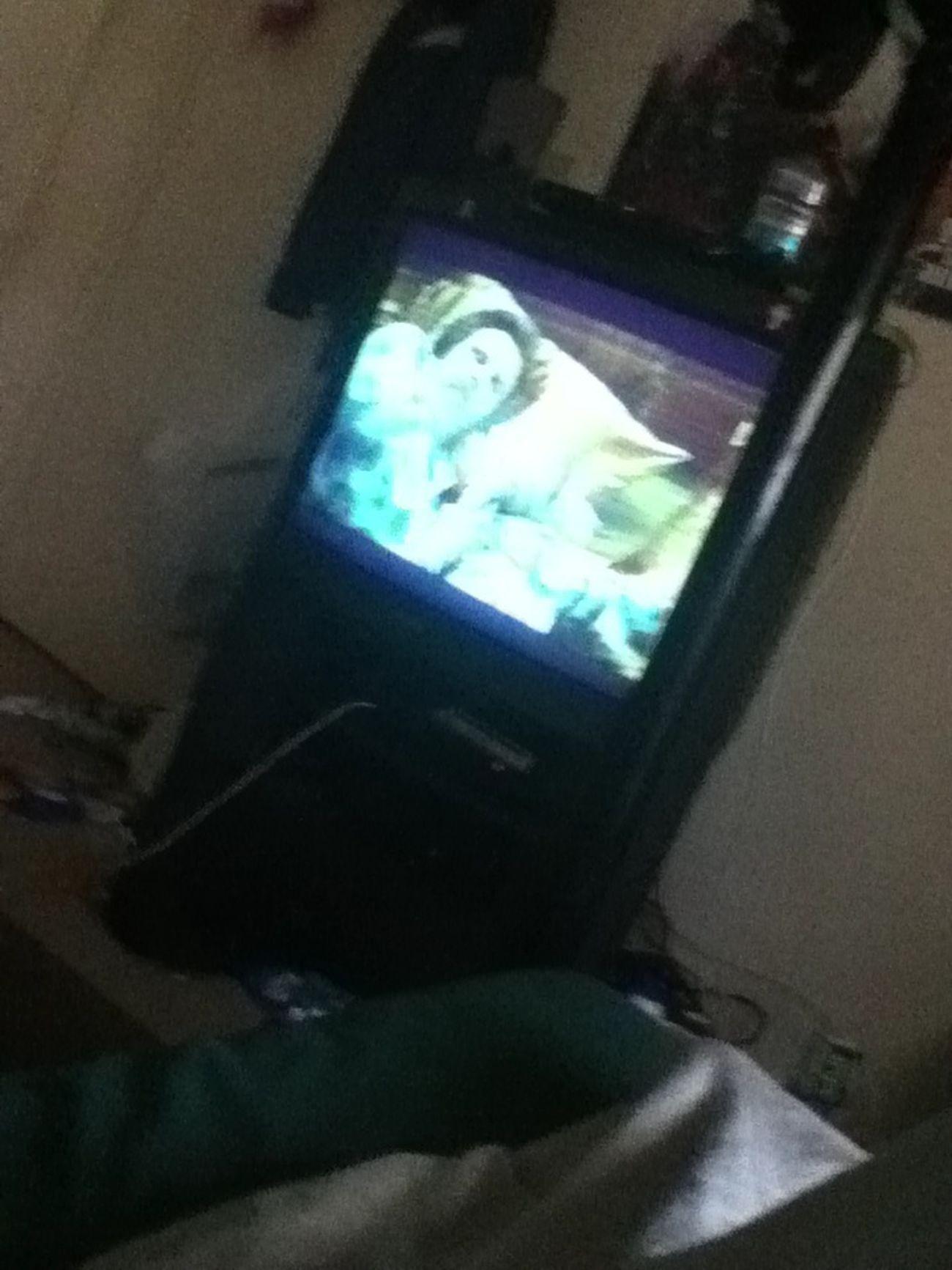 Watching Anchorman