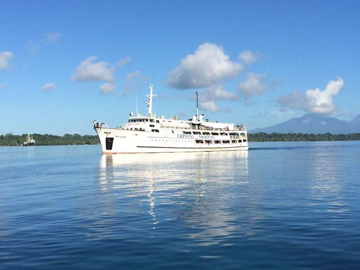 Feel The Journey Western Province Solomon Islands MV Fairglory
