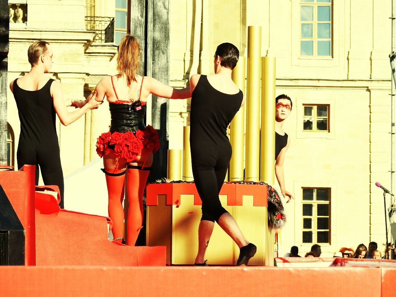 Magic Moments Rose🌹 Relaxing VENERA Wagner Fine Art Photography Gatchinskii Palace Wow!!😋 All Together Opera Wagner Opera Tannhauser Gatchina Russia Summertime