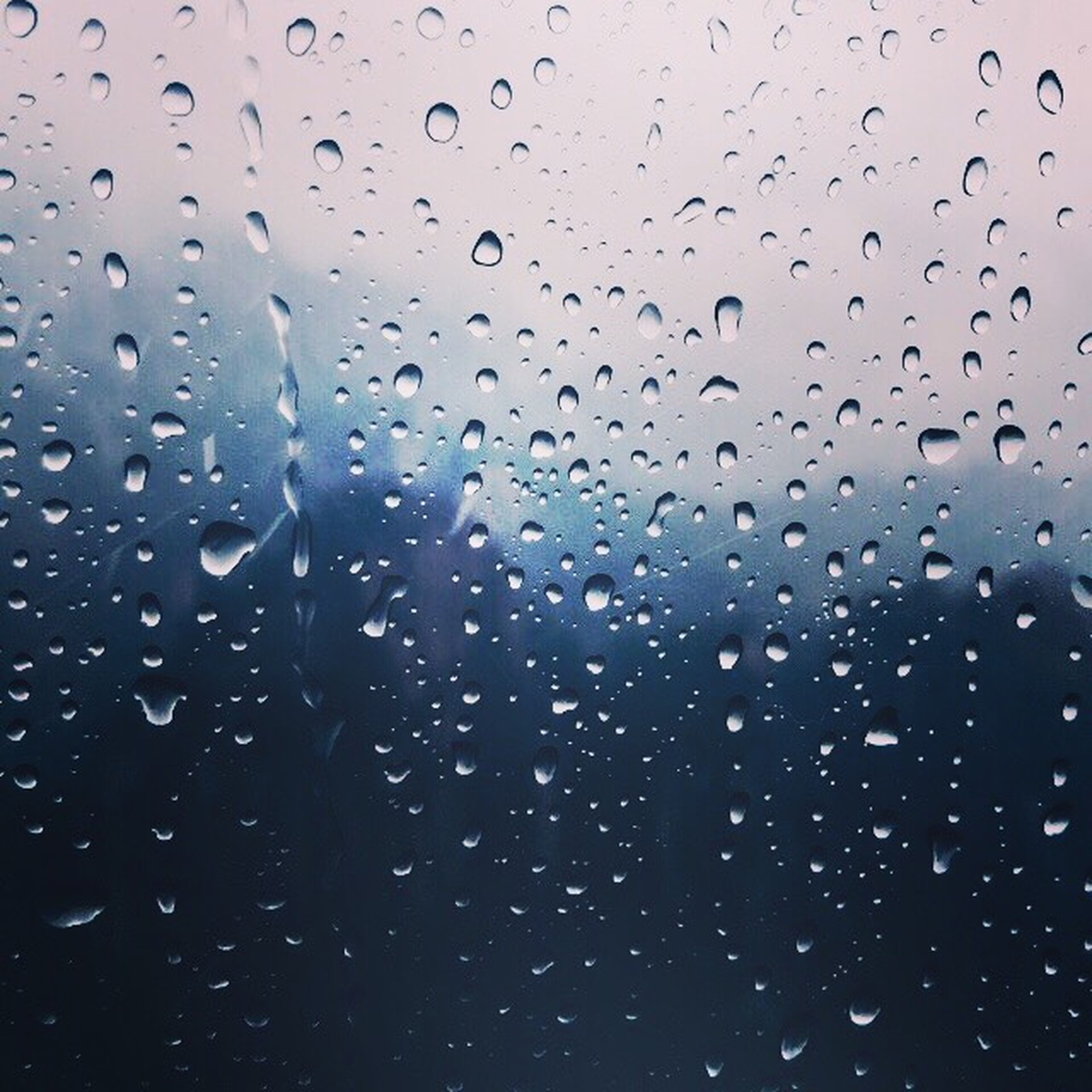 drop, window, wet, indoors, transparent, glass - material, rain, water, raindrop, weather, full frame, season, backgrounds, focus on foreground, close-up, glass, sky, monsoon, no people, day