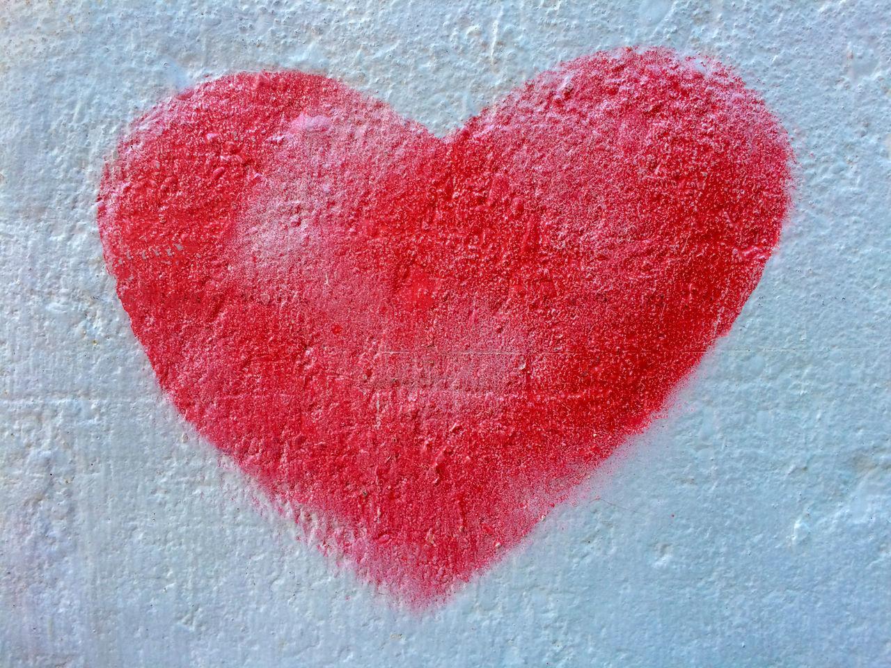 Close-up Graffiti Heart Heart Shape Heart ❤ Love No People Red Romance Stencil Stencil Art Street Art Structure Symbol