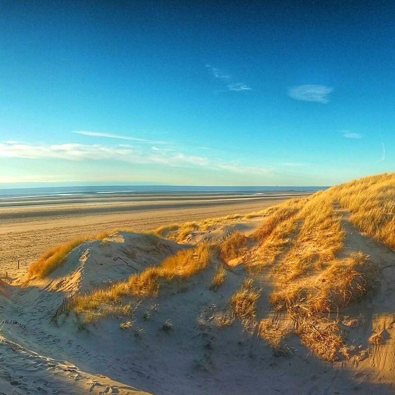 Beach Beautiful Day EyeEm Best Shots Sunny Day Sanddunes Outside Beach Photography Clear Sky Southport Sand Dune Fun With Camera Sand Beautiful Colorful Beautiful Nature Best View The Great Outdoors - 2017 EyeEm Awards