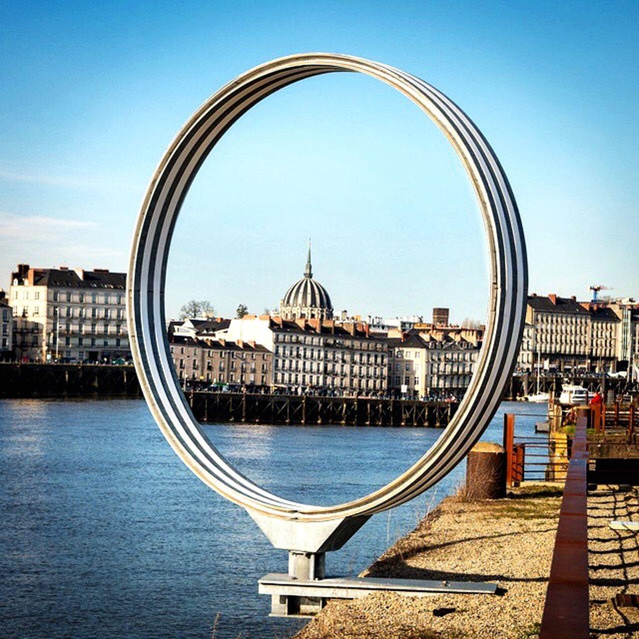 Optical illusion ? Nantes Urban Geometry