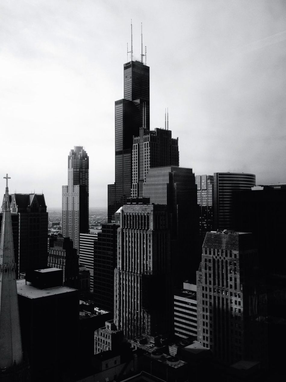 Beautiful stock photos of chicago skyline, Architecture, Building Exterior, Built Structure, Capital Cities