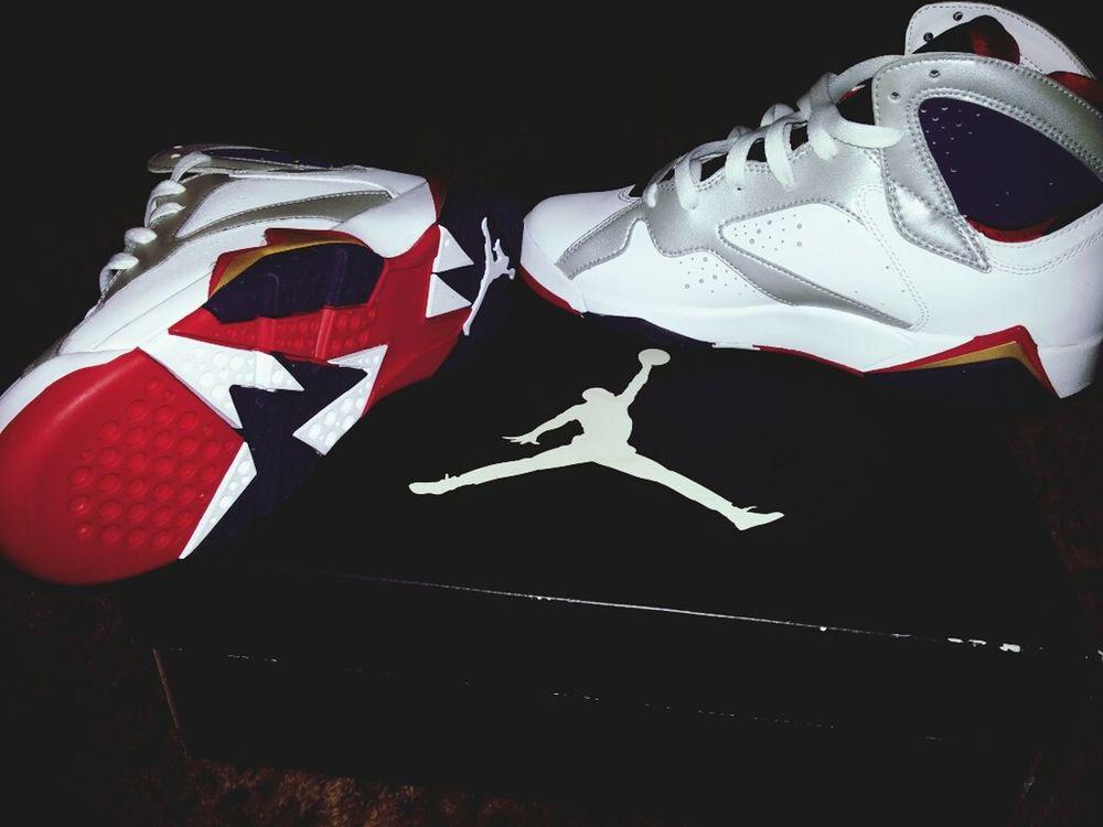 Jordans Jordan7s Olympic 7's Sneakerhead
