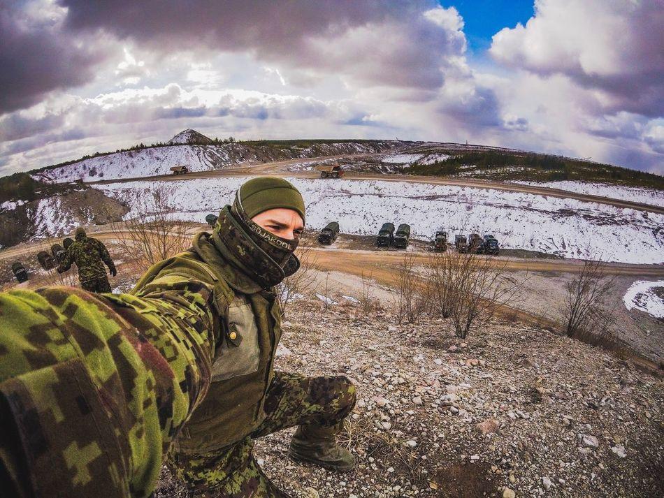Hillclimb Army Life