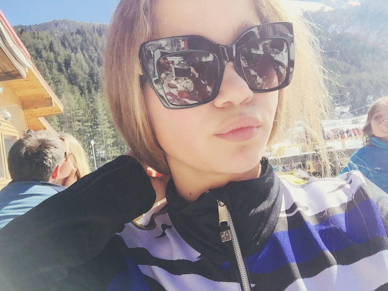 Amazing ski day!!!!!! Enjoying Life First Eyeem Photo