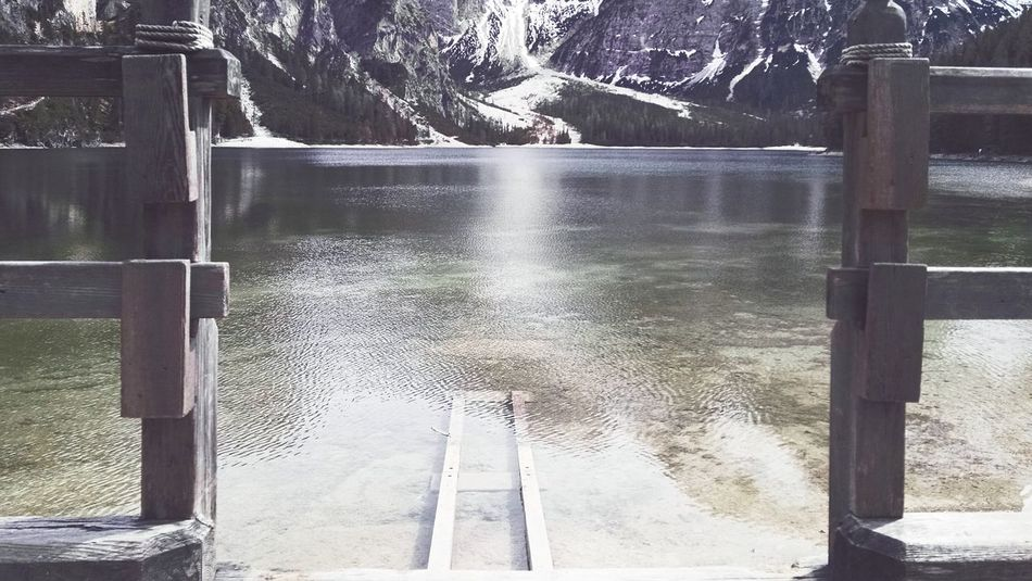 Beautiful stock photos of lake, Beauty In Nature, Brunico - Bruneck, Day, Dolomites